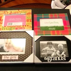 Picture Frames for 4x6 photo